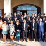 La Policia Local lliura més d'una seixantena de reconeixements, felicitacions i medalles en la diada del seu patró