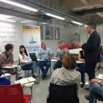 Territori, Economia, Ciutadania i Esport centren els tallers sectorials del llegat dels Jocs
