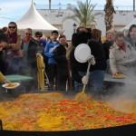Vila-seca es prepara per la paella popular en el Dia Internacional de la Gent Gran