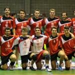 Contundent victòria del Club Voleibol Sant Pere i Sant Pau davant del Sant Martí