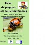 Torredembarra acull una jornada per combatre les plagues a l'agricultura ecològica