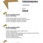 Cap de setmana intens amb els actes de lliurament dels Premis Cultura Vila de Torredembarra