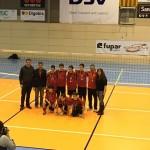 El  CV Sant Pere i Sant Pau participa al Campionat de Catalunya