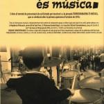 Arriba la segona edició de 'Torredembarra és música'