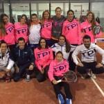 El TPI lluitarà pel títol al campionat de Catalunya femení de pàdel