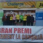 El corredor valencià Ricardo Márquez, guanyador del 30a Challenge de La Canonja