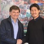 Daisuke Suzuki ja és grana