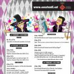 Cap de setmana ple d'activitats per celebrar el Carnaval