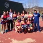 L'equip del TPI femení debuta amb altes espectatives al Campionat de Catalunya