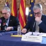 Poblet reclama que la Generalitat aprovi BCN World i Junqueras escolti el territori
