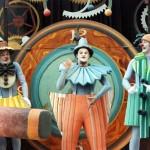 Teatre, dansa, circ i música, als carrers del Morell amb el Primaverart