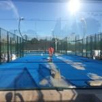 El Club Tennis Salou inaugura 10 pistes de pàdel en la primera fase de la reforma integral