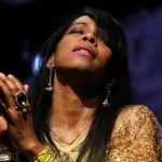 La cubana Ludmila Merceron actua a Altafulla el Dia de la Dona en el festival Barnasants