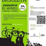 La Festa de la Bicicleta del Morell arriba diumenge a la 24a edició