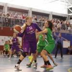 El Tarragona Fem Bàsquet busca la permanència a la pista del Sant Nicolau