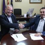 Creixell i l'empresa SOREA signen un conveni de col·laboració per la pobresa energètica
