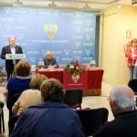 Perafort presenta el seu llibre de Sant Jordi, en el marc de la celebració de la setmana cultural