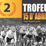 La Canonja viurà una prova puntuable de la Copa d'Espanya Júnior de Ciclisme