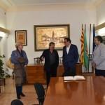 Josep Rull: «El Ball del Sant Crist de Salomó és un espectacle d'altíssim nivell en l'àmbit cultural a Catalunya»