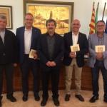 """El delegat del Govern a Tarragona qualifica d'""""excel•lent"""" el Ball del Sant Crist de Salomó"""