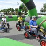 Torredembarra acull la Festa del 20è aniversari de les Jornades Esportives de Centres de Persones amb discapacitat