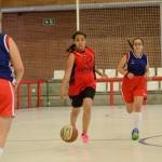 Cap de setmana intens en bàsquet femení i natació a la Pobla de Mafumet