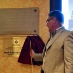 Roda de Berà bateja la Biblioteca Municipal amb el nom de Joan Martorell Coca