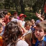 Perafort estrena un itinerari d'interpretació de flora i fauna