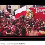 Il·lusionant vídeo del Nàstic