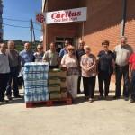 La regidora Guasch fa donació a Càritas de Torredembarra a expenses del sou municipal