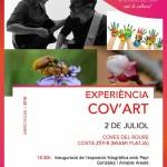 Les coves de Costa Zèfir acolliran la proposta cultural Cov'Art