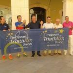 Altafulla se situa en el mapa internacional del Triatló a un any dels Jocs amb el Campionat Mediterrani i Copa d'Europa