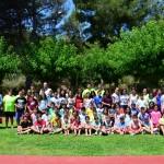 Tret de sortida a l' escola i al campus d' estiu de Roda de Berà