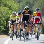 La cursa ciclista de Perafort arriba a la seva 50ena edició amb una elevada participació