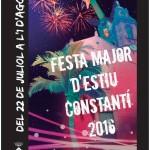 Tot a punt per la Festa Major d'Estiu de Constantí