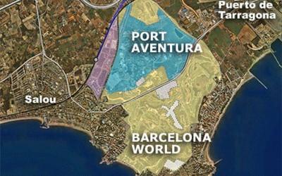En Comú Podem demana a Pere Aragonès que posi Barcelona World en un calaix