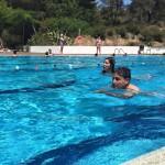 Roda de Berà neda més de 31 quilòmetres per lluitar contra l'esclerosi múltiple