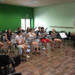 La Jove Orquestra Simfònica de la Diputació de Tarragona reprèn l'activitat pedagògica i musical amb una estada i tres concerts