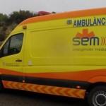 Mor un motorista en un xoc contra una ambulància a Vila-seca