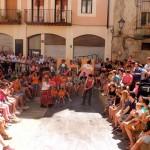 Dames i Vells organitzen el segon vermut popular de Sant Magí