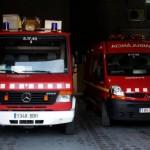 Un incendi afecta un vehicle, una caravana i un edifici a Altafulla sense causar ferits