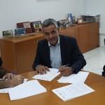 L'Ajuntament dels Pallaresos i l'Associació Aurora signen un acord de custòdia del riu Francolí