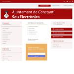 L'Ajuntament de Constantí posa en marxa la Seu Electrònica