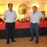 Exposició d'eines de boter de Cal Telesforo Bardina de Creixell
