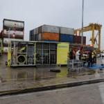 El simulacre d'un vessament de productes perillosos al Port mobilitza 60 efectius d'emergència