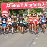 La Cursa de Tardor d'Altafulla es limita a 250 privilegiats que corren per espais naturals protegits