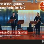 Un concert i una conferència inauguraran el curs al Conservatori i a l'Escola d'Art de la Diputació a Reus