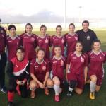Nova golejada del FC Tàrraco femení, que derrota el Valls (6-0) i es manté líder