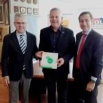 El Club Nàutic rep el segell de Turisme Esportiu i Salou afegeix la vela al futbol
