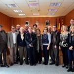 Amics i companys de professió reten un homenatge al jutge de Pau de Roda Josep Martorell
